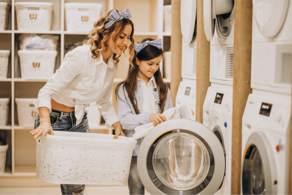 commercial washers and dryers for multi-family housing
