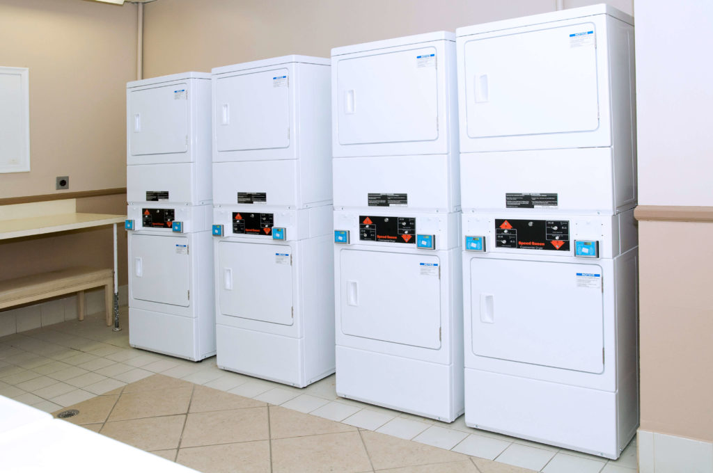 Speed Queen Commercial Laundry Machines for Multi-Housing