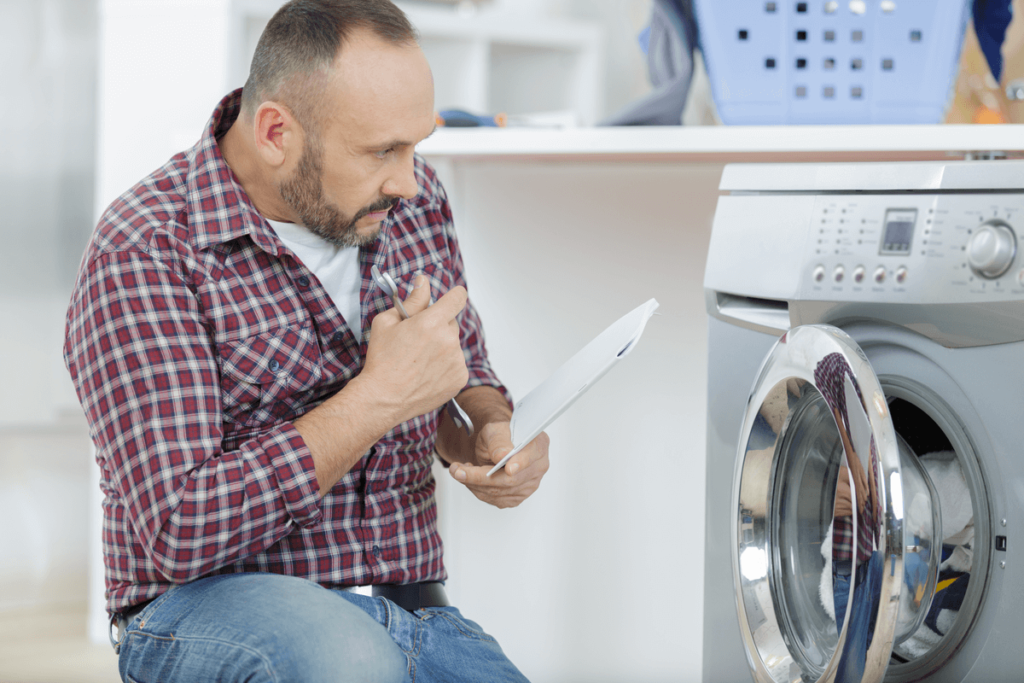 Repair Services for Commercial Washing Machines and Dryers - Commercial Laundries Fort Myers